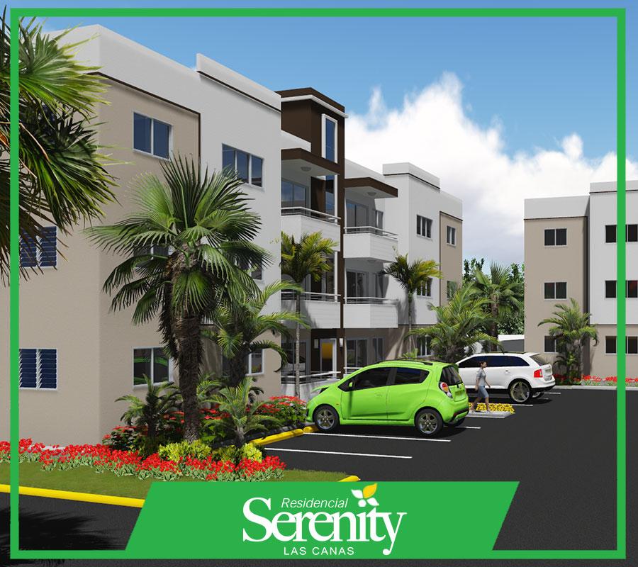 Apartamentos en venta en Santo Domingo Serenity Las Canas