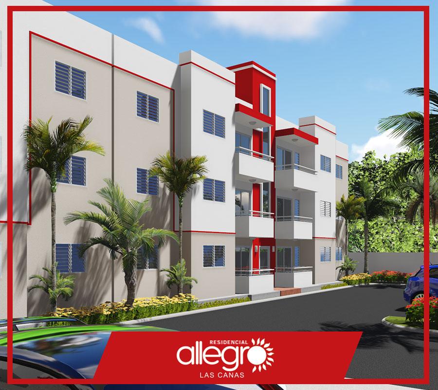 Apartamentos en venta en Santo Domingo Allegro Las Canas Arconim Constructora